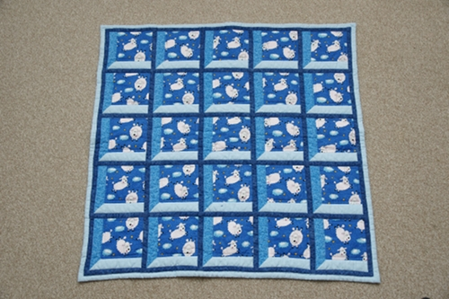 Name:  attic window baby quilt.jpg