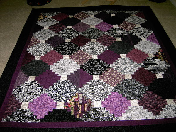 ISO Purple Japanese Lantern Quilt? Picture/Post : japanese lantern quilt pattern - Adamdwight.com