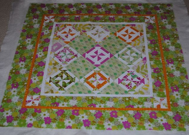 Click image for larger version.  Name:Scrap baby quilt.jpg Views:1521 Size:71.1 KB ID:359049