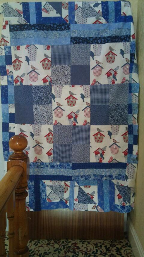 Name:  First Quilt Top.jpg