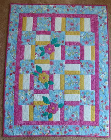 Name:  Soleta's baby girl quilt002_edited (Small).JPG