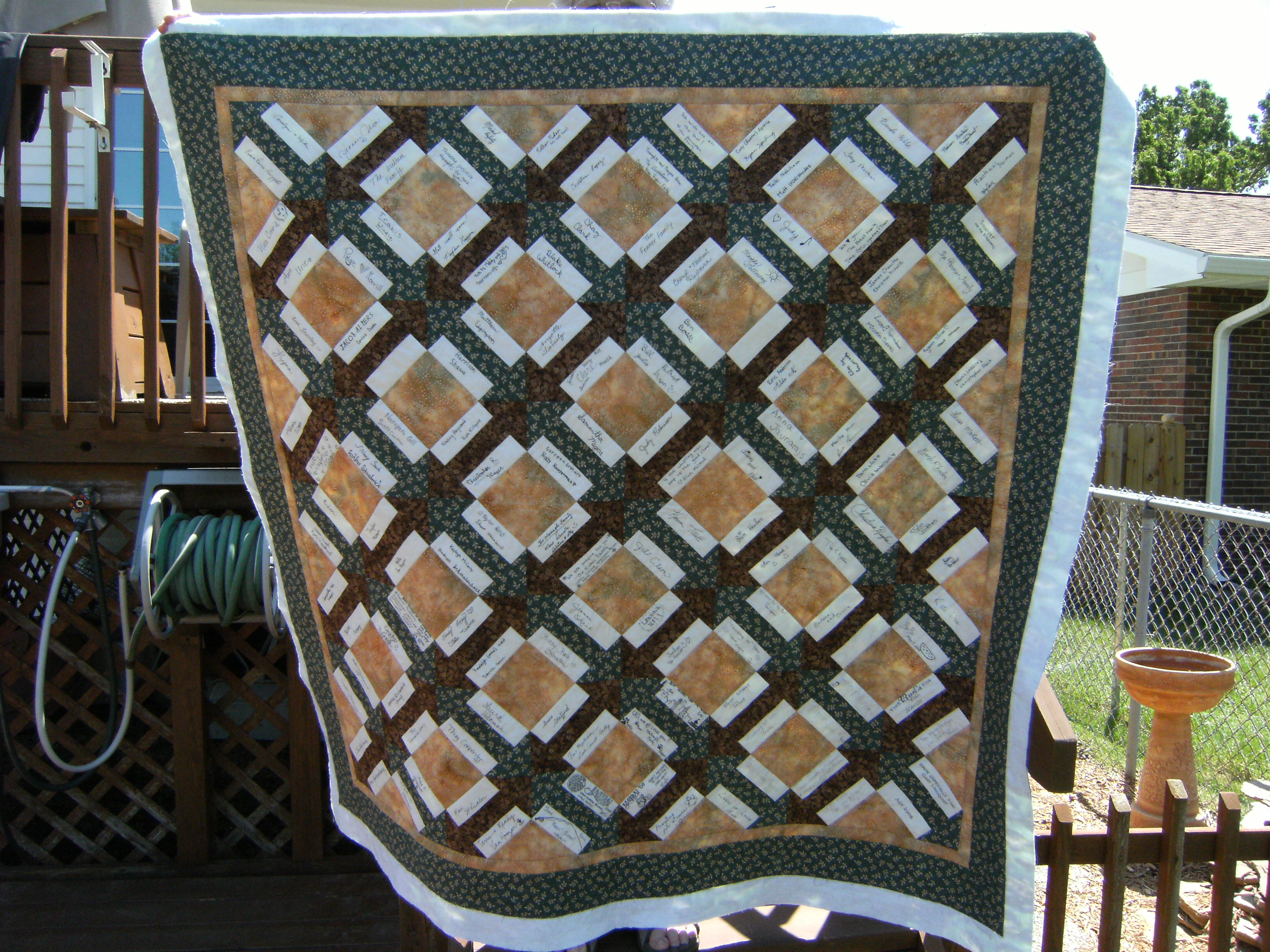 Name:  Gary's quilt.JPG