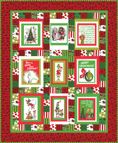 Name:  GrinchPanelQuilt.jpg