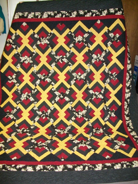 Lovers Knot Quilt By Eleanor Burns Quiltingboard Forums