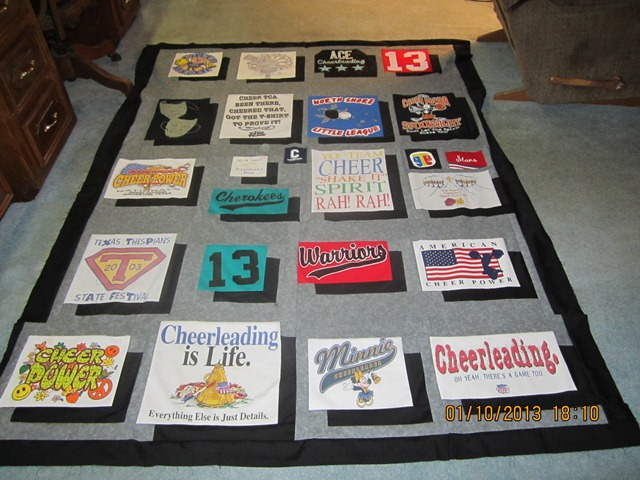 Tshirt quilt confused for How to make t shirt quilts easy