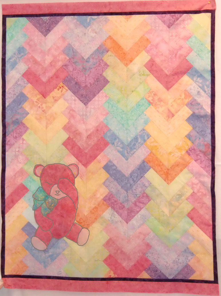 Name:  bear on quilt 1.jpg