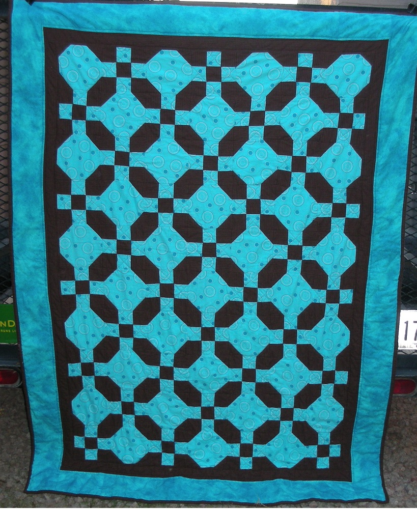 Easy Quilt Patterns For Guys : What is your fav two color quilt pattern? - Page 2