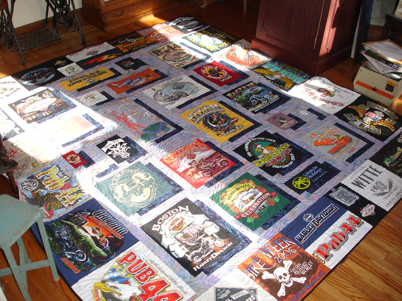 Name:  linda tshirt quilt front.jpg