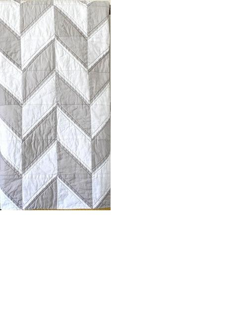 Name:  Chevron quilt for Kristi 2013.JPG