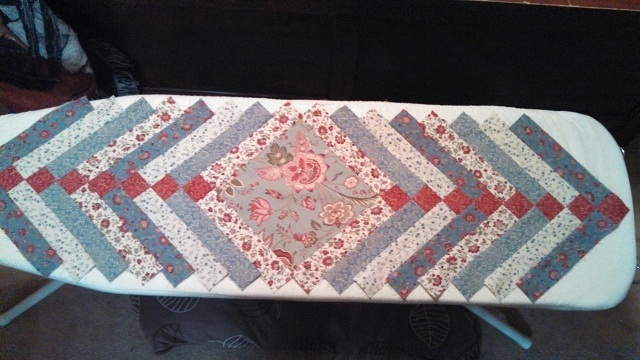 Name:  Braid Table Runner.JPG