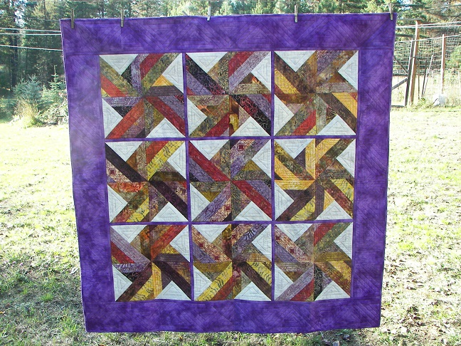 Name:  My first quilt 005sm.jpg Views: 1120 Size:  229.8 KB