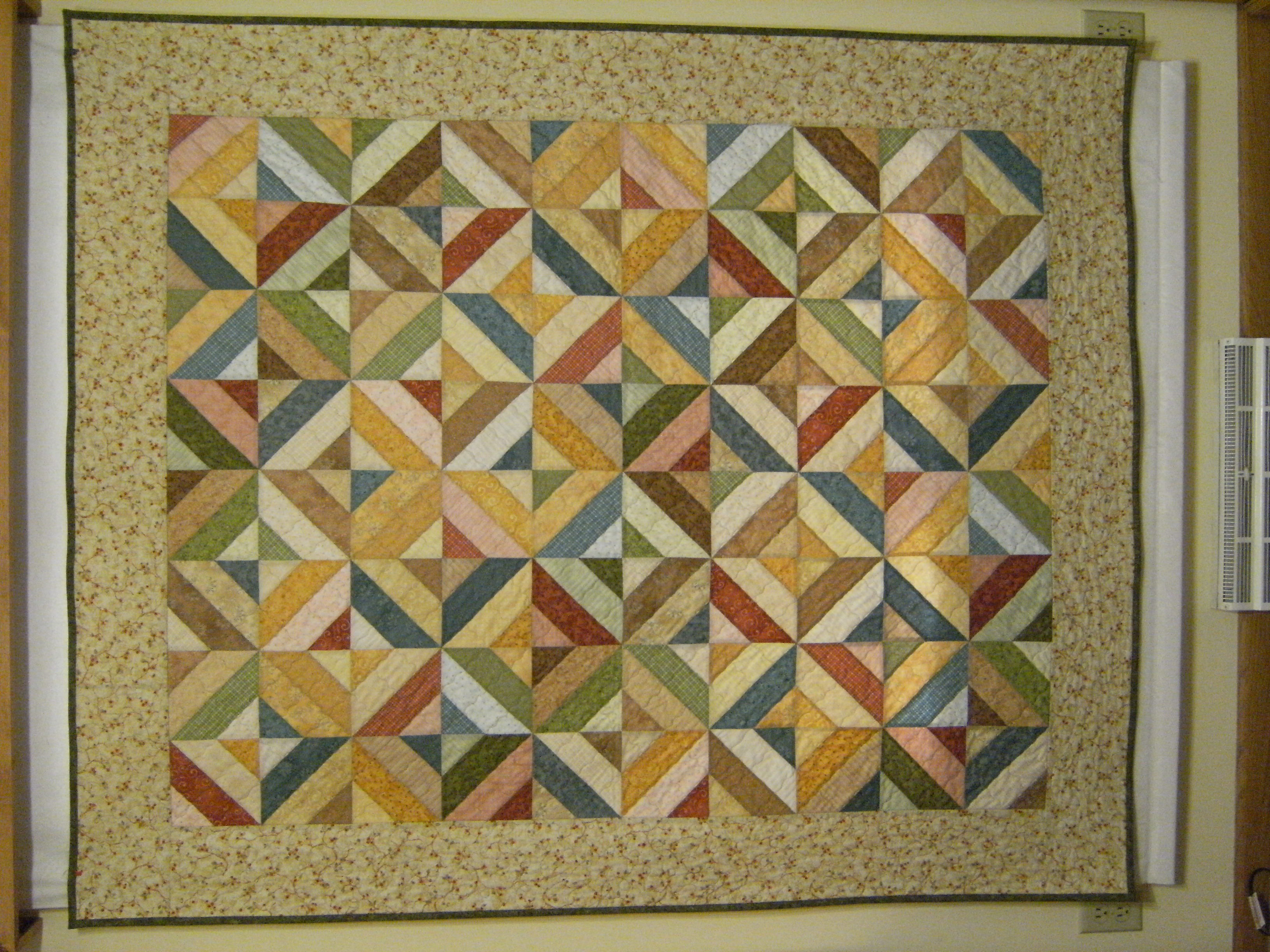 Help with identifying a pattern please page 2 for Garden trellis designs quilt patterns