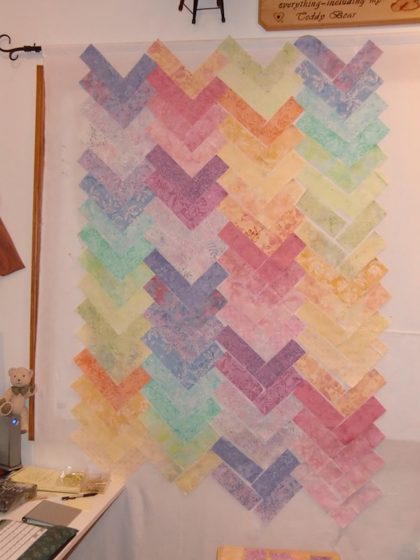 Name:  adaline's quilt on board.JPG