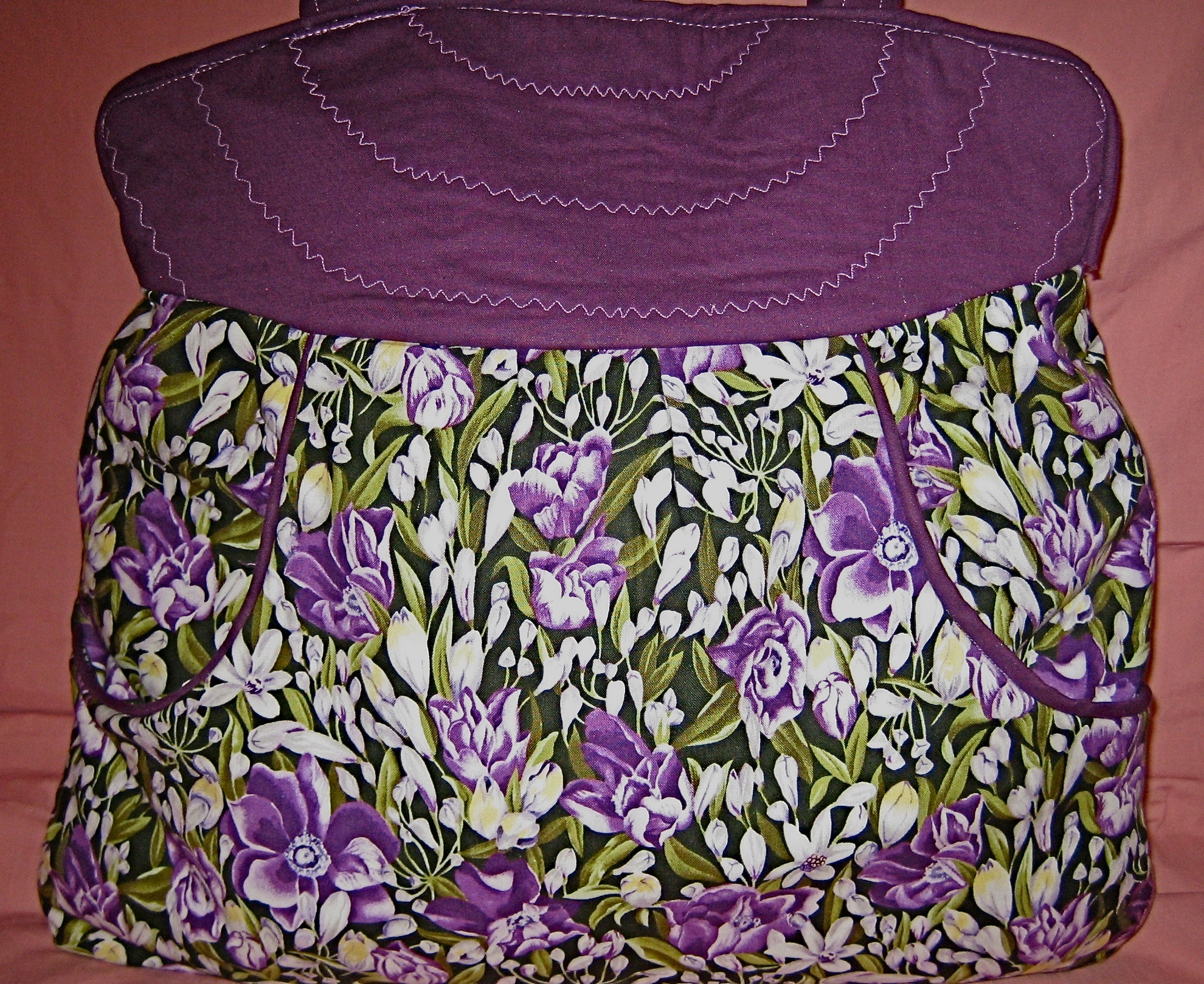 Concealed Weapons Purse Tutorial Quiltingboard Forums