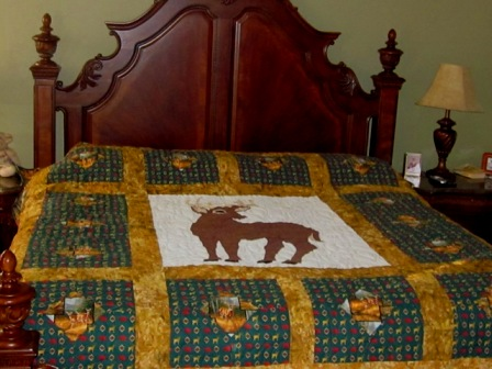 Name:  Deer quilt for Carrie 2.jpg