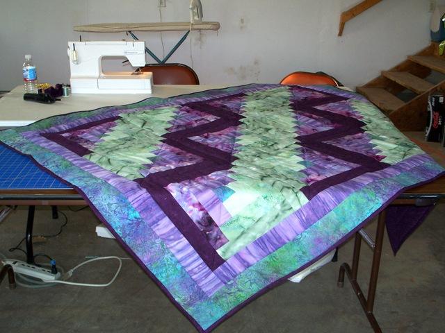 Name:  Purple & Green Log Cabin.jpg Views: 243 Size:  113.8 KB
