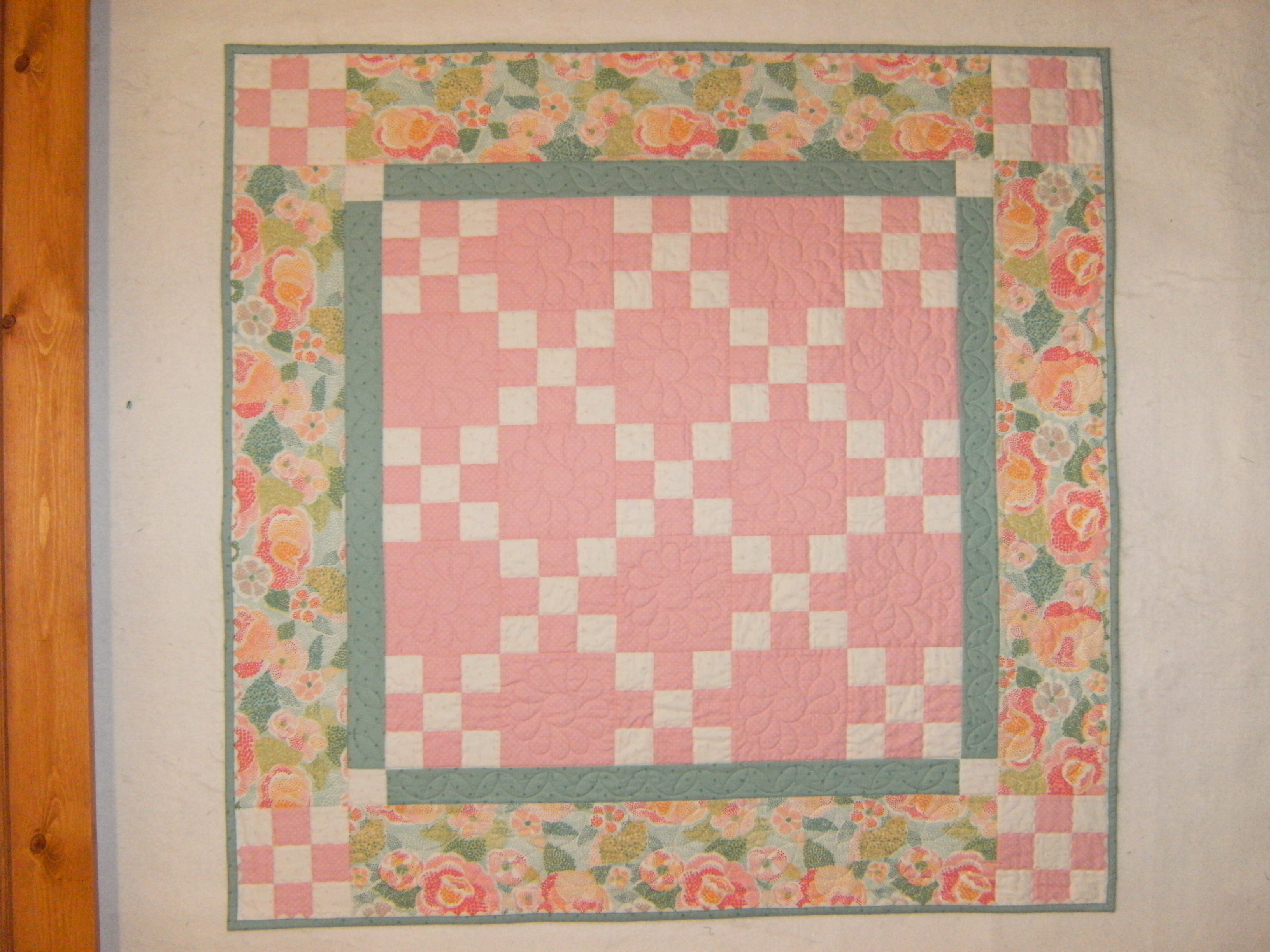 Name:  baby quilt for care center director.JPG