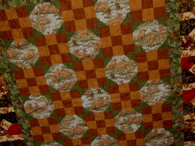 Name:  Christopher's Deer Quilt 3.jpg
