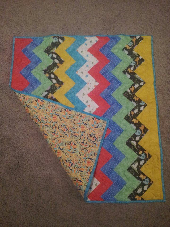 Name:  Baby T's quilt.jpg Views: 12441 Size:  141.1 KB