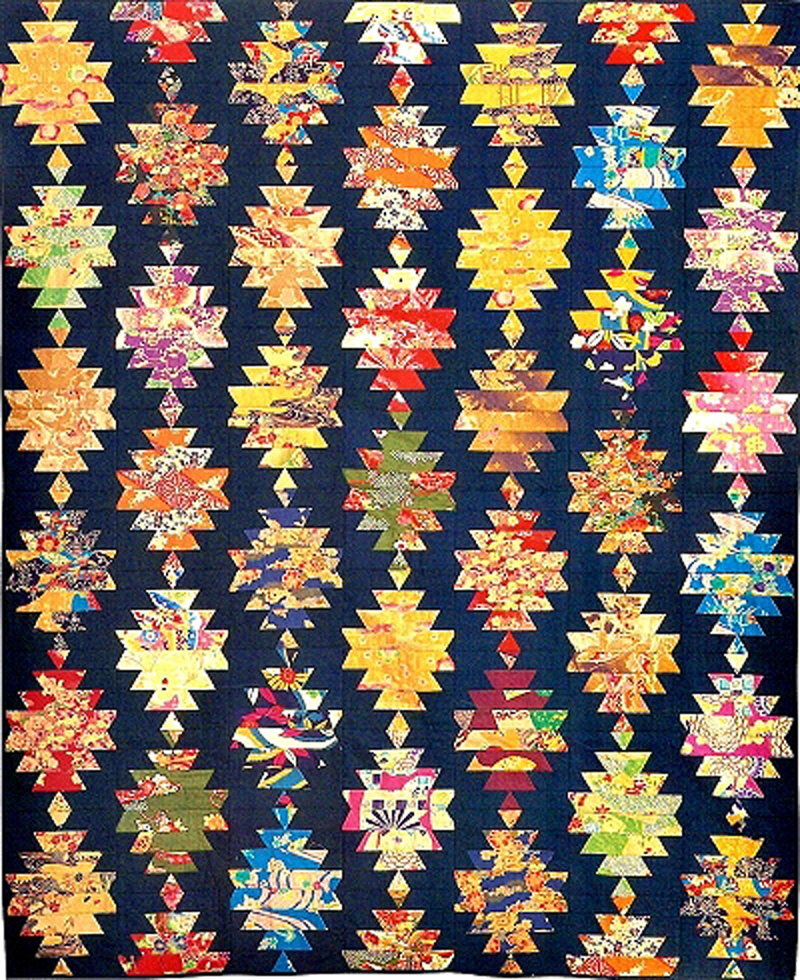 Need Suggestions For Asian Inspired Quilt Designs And Patterns