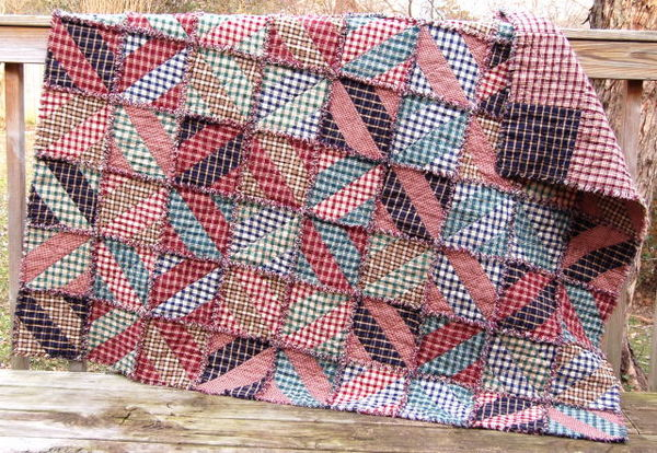 Fabric for men s quilts?