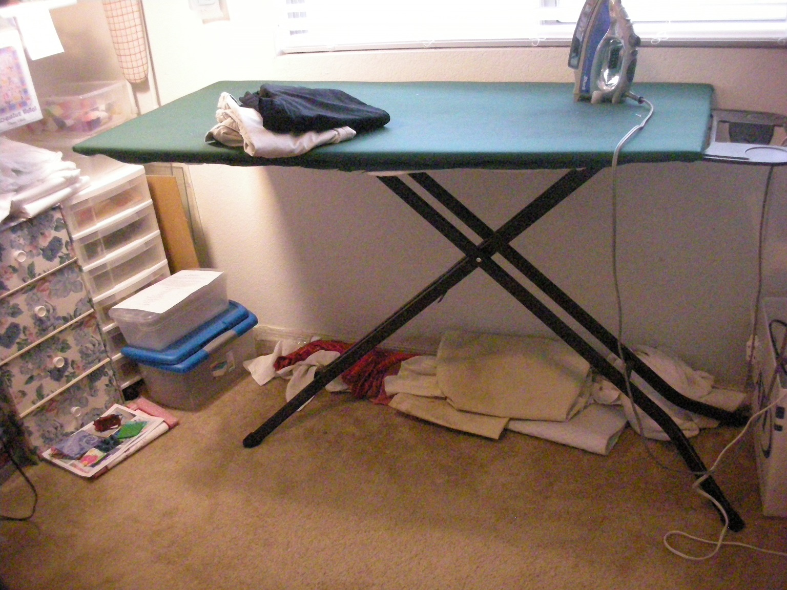 Big Board or Little Board : ironing table for quilting - Adamdwight.com