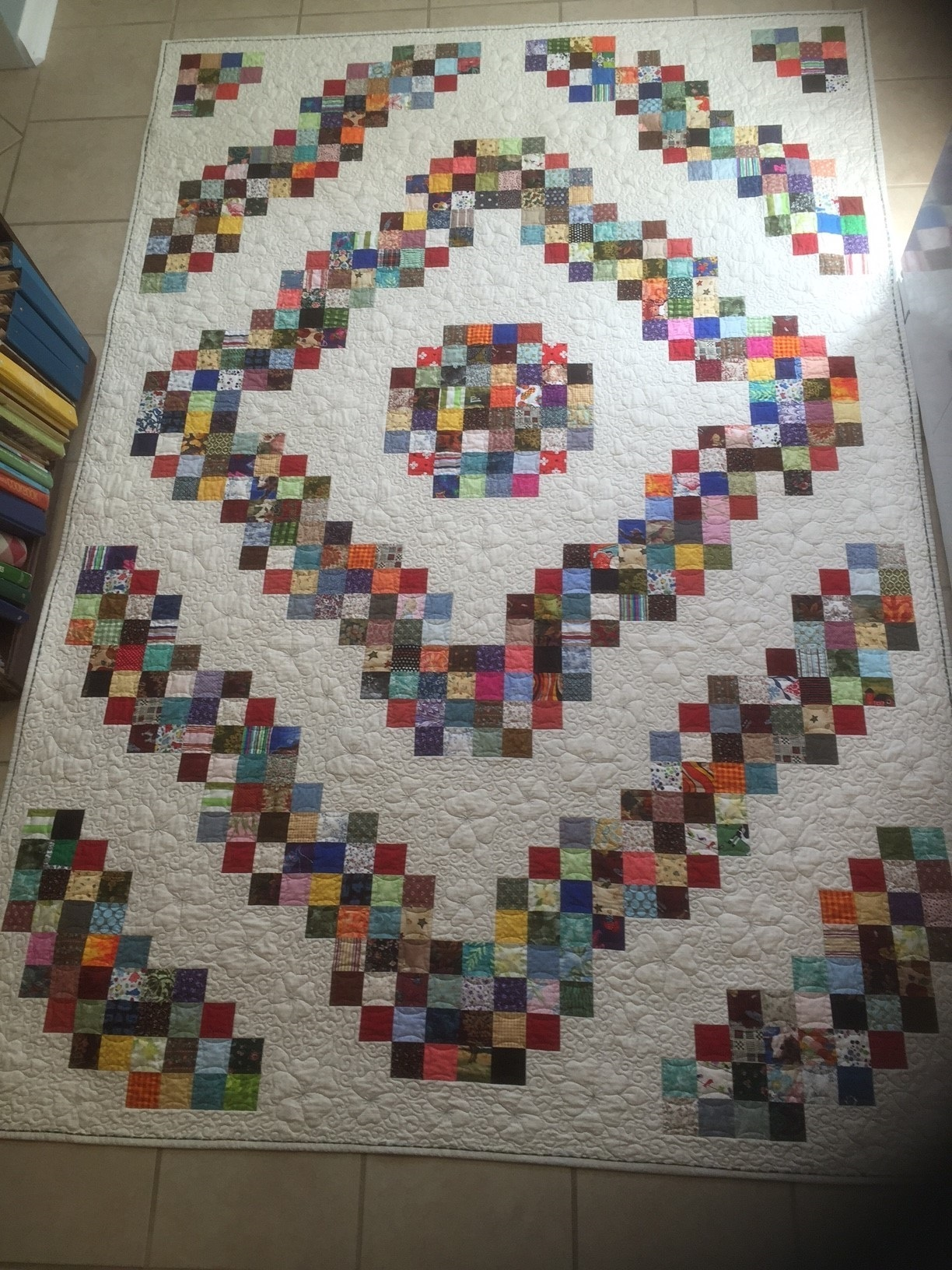 Quilting Board Entries For February 2016 Blogs