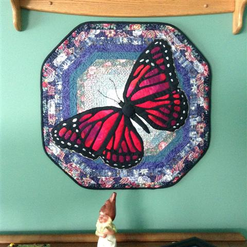 Name:  Butterfly on wall (Small).jpg