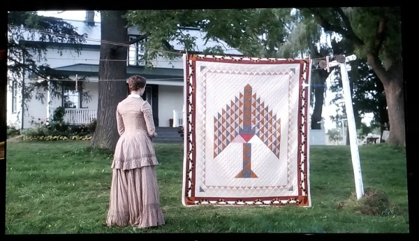 Alias Grace On Netflix Beautiful Quilts