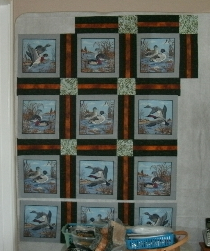 Name:  Duck quilt.jpg Views: 2111 Size:  346.1 KB