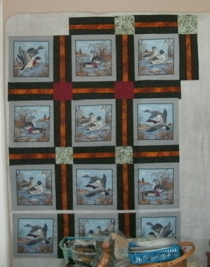 Name:  Duck quilt 2.jpg Views: 2095 Size:  373.1 KB