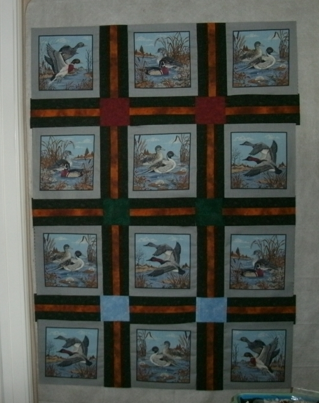Name:  duck quilt 3.jpg Views: 2001 Size:  323.2 KB