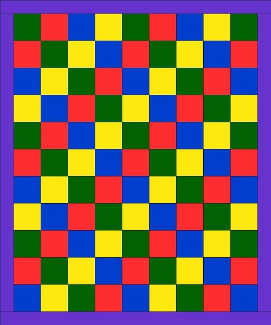 Name:  Easy block King Quilt.JPG Views: 963 Size:  61.0 KB