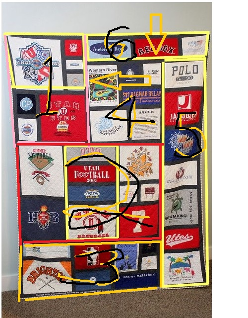 Name:  Tshirt quilt layout with partial seams.jpg Views: 840 Size:  156.0 KB