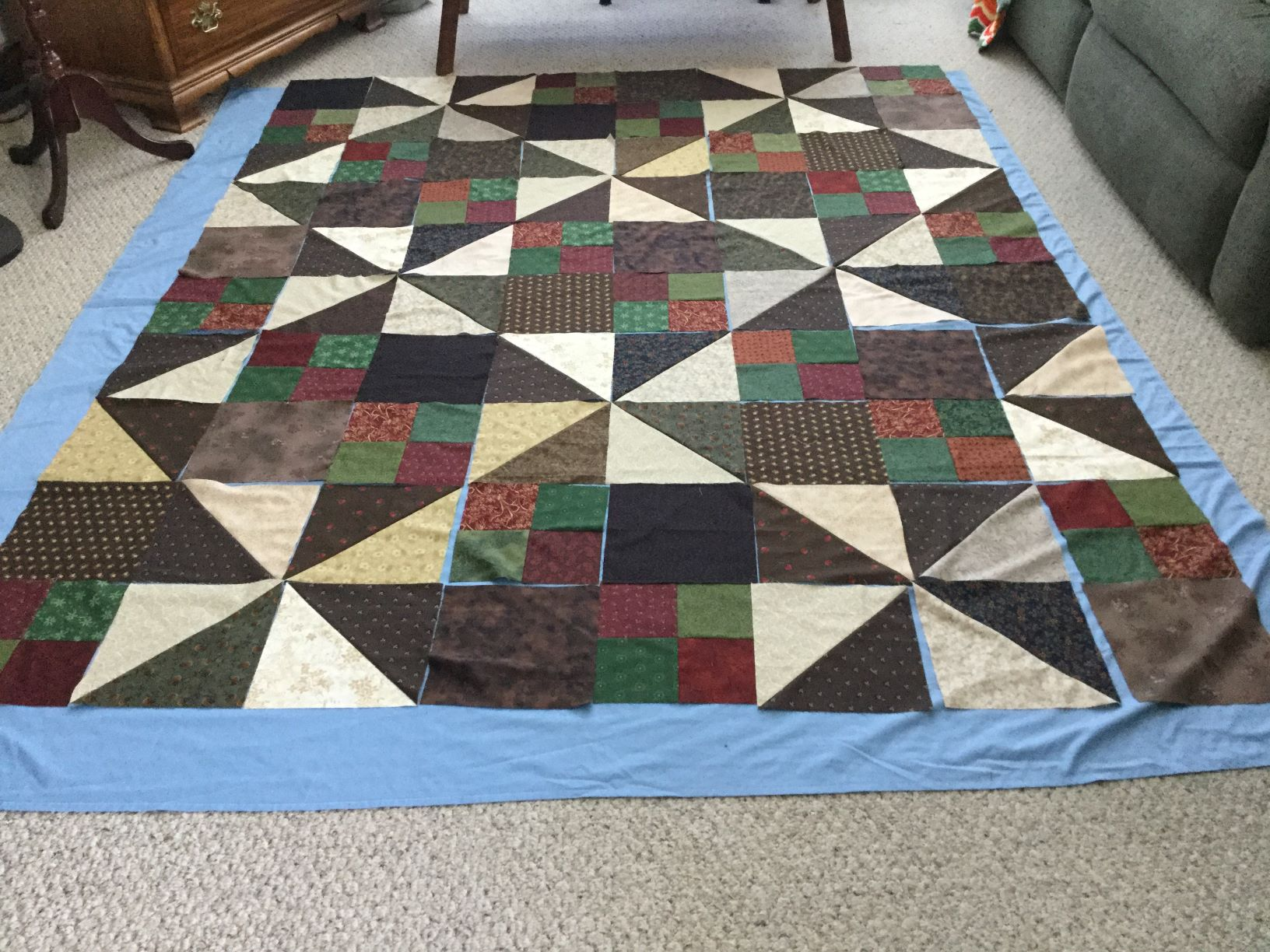 Name:  Country Colors Quilt.JPG Views: 1574 Size:  358.0 KB