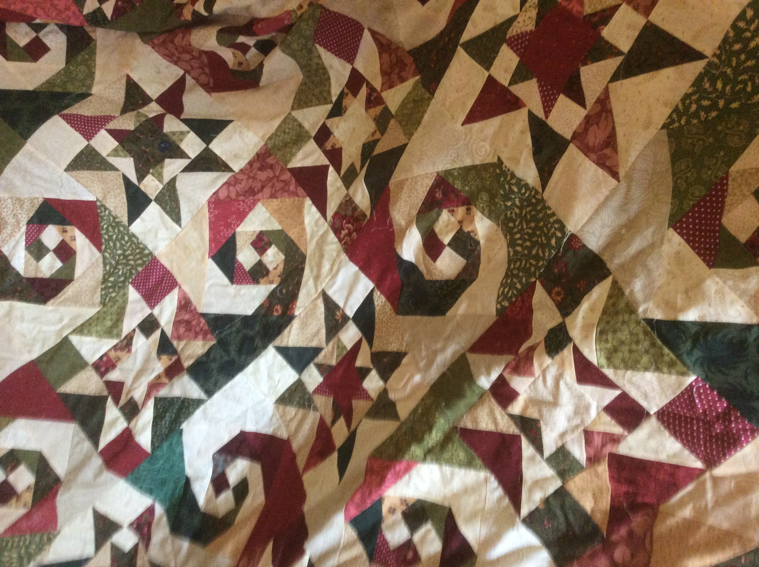 Name:  Shakespeare in the Park quilt.JPG Views: 725 Size:  1.61 MB