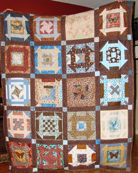Name:  Brown It Is quilt for Karen.jpg Views: 311 Size:  156.6 KB