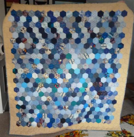 Name:  Blue Hexies finished Jan 27 2018002_edited (Small).JPG Views: 1233 Size:  44.4 KB