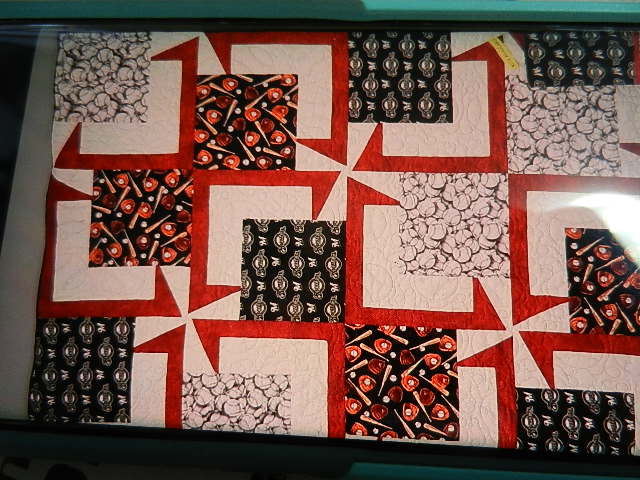 BQ5 pattern Quilt Maple Island Quilts
