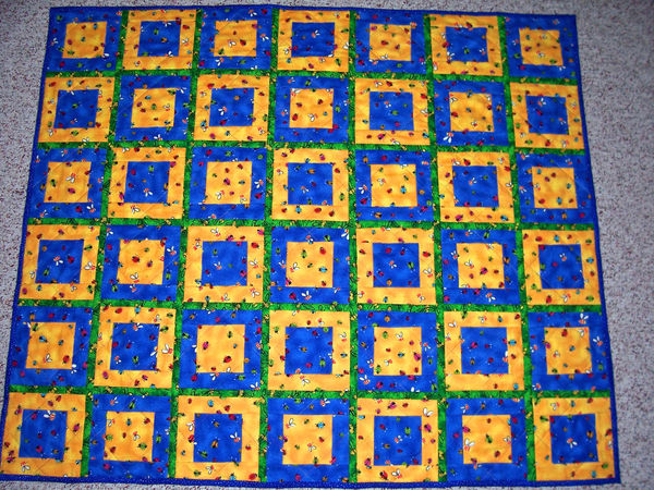 Reversible Quilts By Sharon Pederson