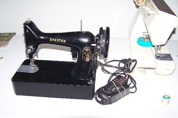 Singer Spartan Sewing Machine Pictures Added Awesome 1960 Singer Spartan Sewing Machine Model 192k