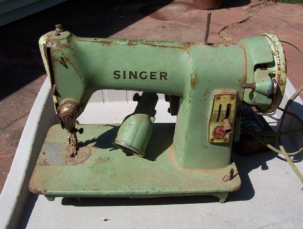 Singer Spartan Sewing Machine Pictures Added Magnificent 1960 Singer Spartan Sewing Machine Model 192k