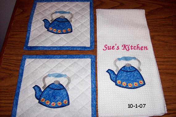 machine embroidery project ideas