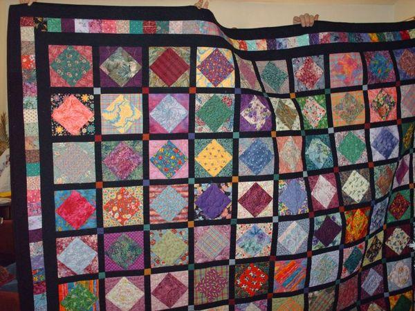 Thread What is your favorite scrap quilt pattern Easy Scrap Quilt Patterns