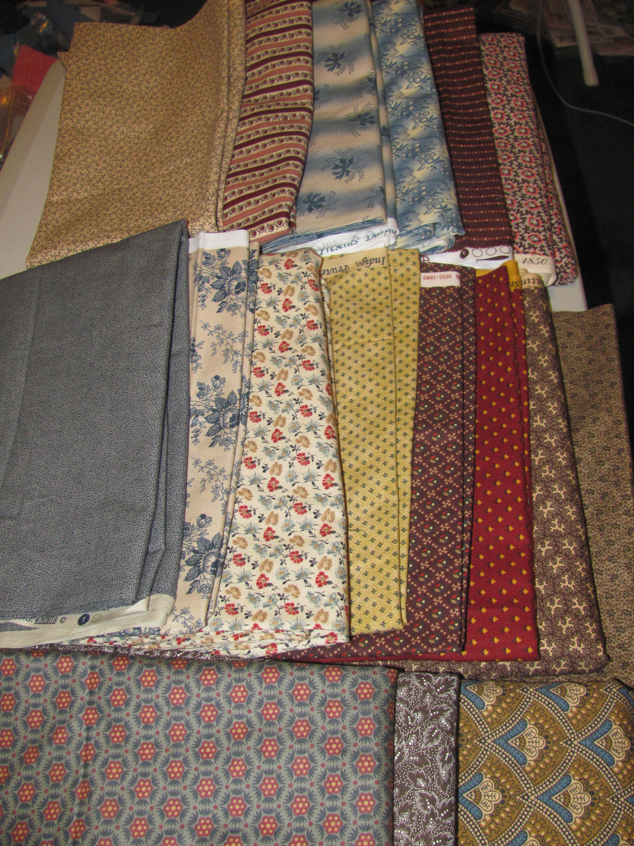 Name:  Civil War Fabrics 004.JPG