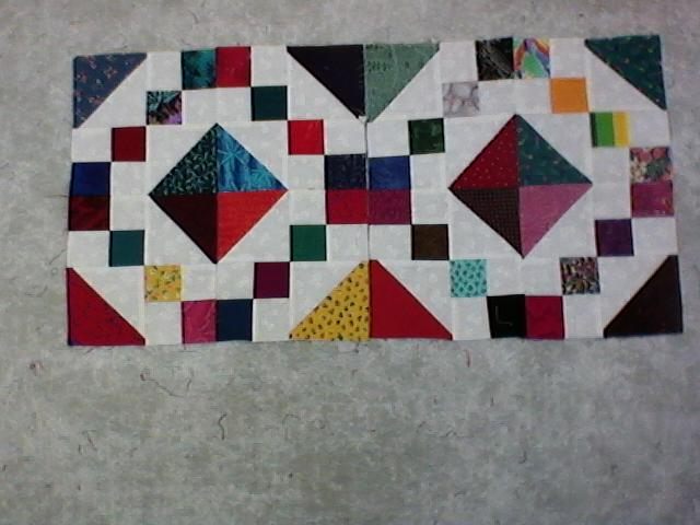Name:  1st 2 blocks of my scrap jewelbox.jpg Views: 352 Size:  66.1 KB