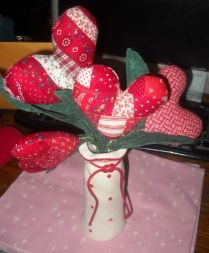 Name:  Heart Bouquet======.jpg