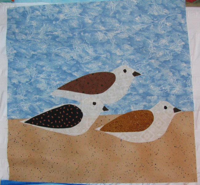 Name:  Shore birds Applique Block.jpg