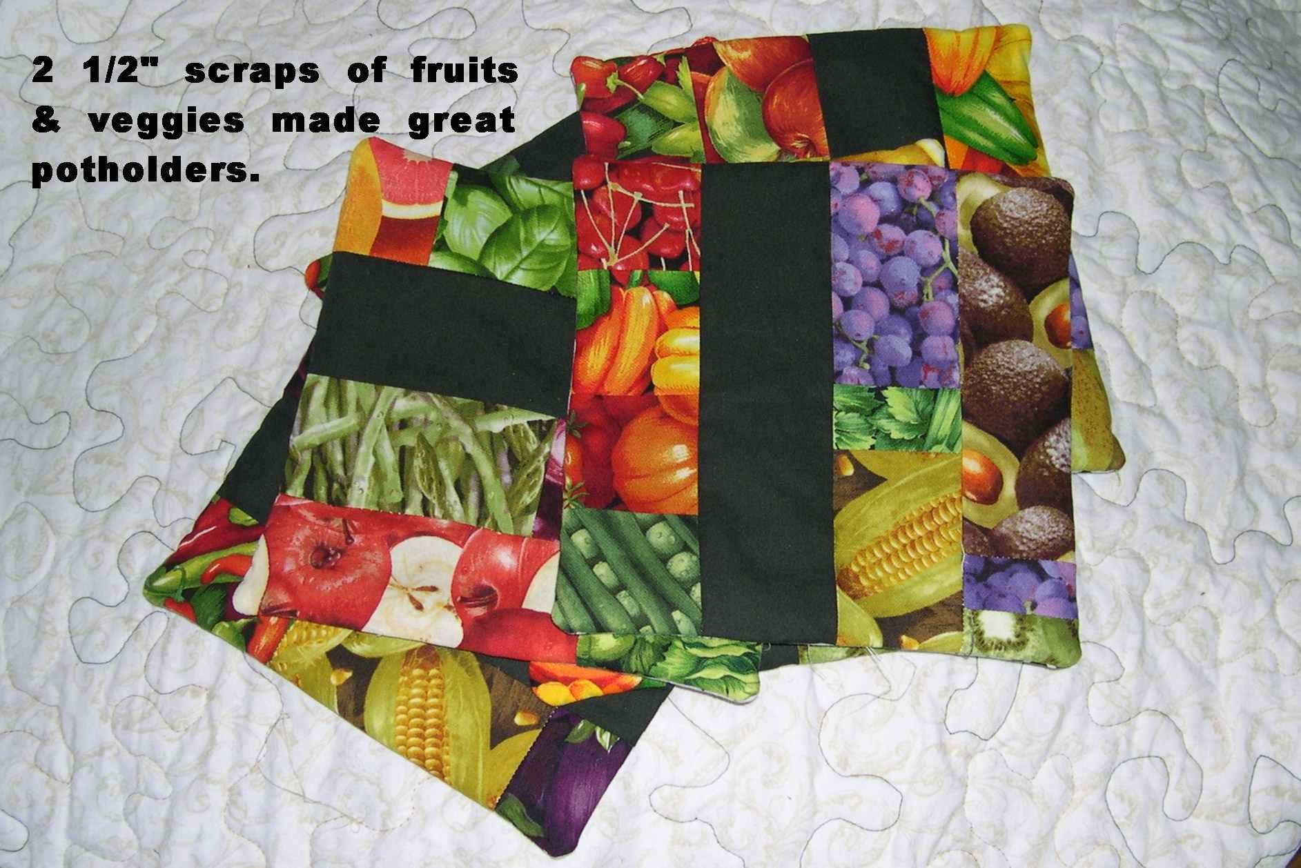 Name:  Fruitty potholders1.jpg Views: 181 Size:  190.1 KB