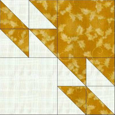 Name:  Hunters Star quilt block.jpg Views: 1215 Size:  51.2 KB